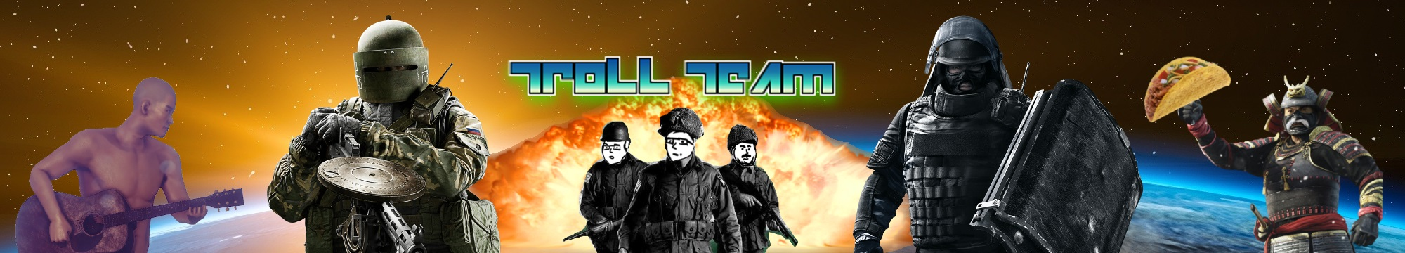 Troll Team